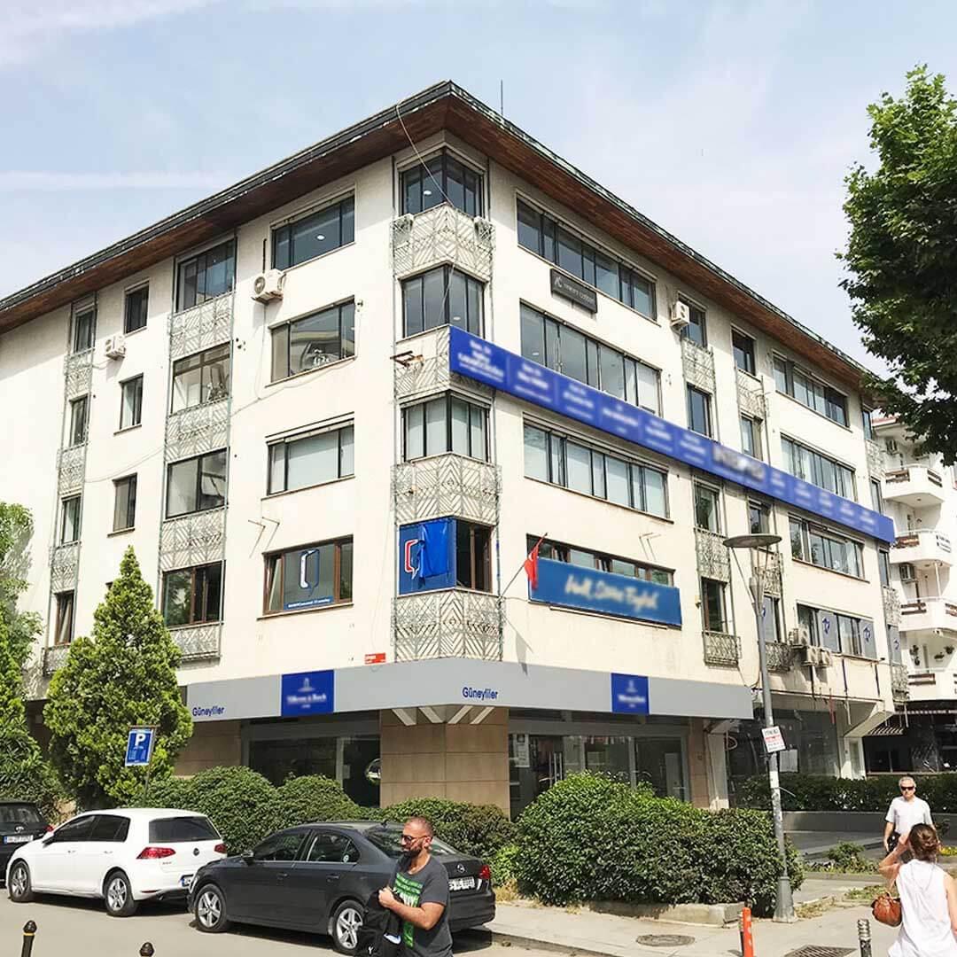 Kadıköy Avrupa Cerrahi Hastanesi